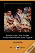 Essays In War-Time