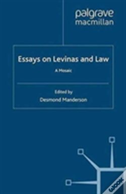 Wook.pt - Essays On Levinas And Law