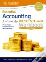 Essential Accounting For Cambridge Igcse (R) & O Level Workbook