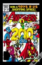 Essential Avengers Volume 9