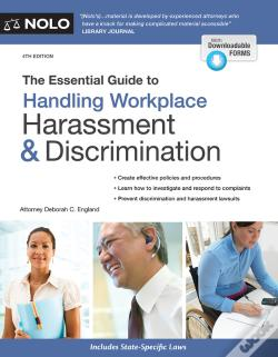 Wook.pt - Essential Guide To Handling Workplace Harassment & Discrimination, The
