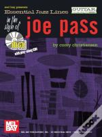 Essential Jazz Lines In The Style Of Joe Pass