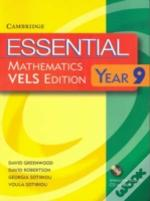Essential Mathematics Vels Edition Year 9 Pack With Student Book, Student Cd And Homework Bookfor Vels