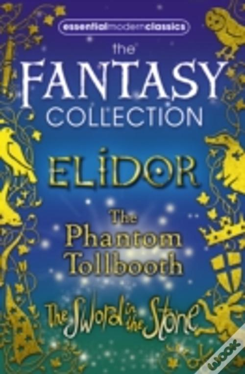 Essential modern classics fantasy collection t h white livro wook fandeluxe Gallery