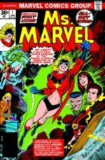 Essential Ms. Marvel