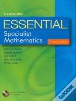 Essential Specialist Mathematics Third Edition With Student Cd-Rom