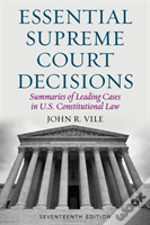 Essential Supreme Court Decisipb