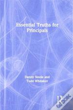 Essential Truths For Principals Wh