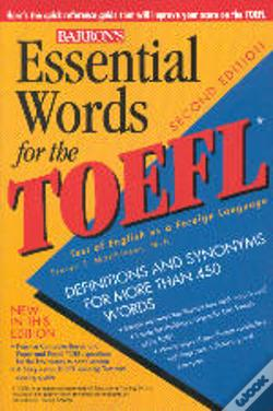 Wook.pt - Essential Words for the Toefl