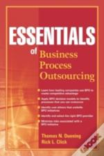 Essentials Of Business Process Outsourcing