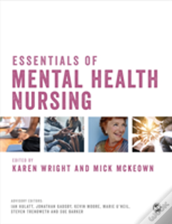 Wook.pt - Essentials Of Mental Health Nursing