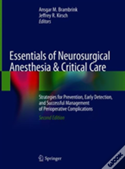 Wook.pt - Essentials Of Neurosurgical Anesthesia & Critical Care