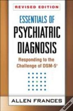 Wook.pt - Essentials Of Psychiatric Diagnosis, Revised Edition