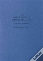 Esv Greek-English New Testament: Nestle-Aland 28th Edition And English Standard Version