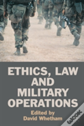 Ethics Law & Military Operations