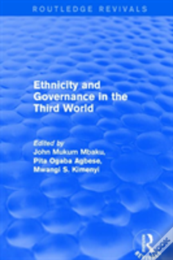 Wook.pt - Ethnicity And Governance In The Thi