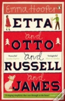 Wook.pt - Etta And Otto And Russell And James
