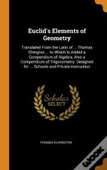 Euclid'S Elements Of Geometry
