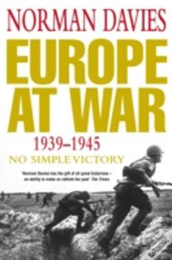 Wook.pt - Europe At War 1939-1945