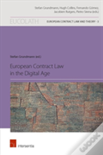 European Contract Law In The Digital Ap