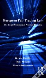 European Fair Trading Law