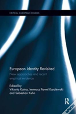 Wook.pt - European Identity Revisited Kaina