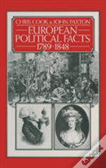 European Political Facts, 1789-1848