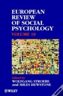 Wook.pt - European Review Of Social Psychology