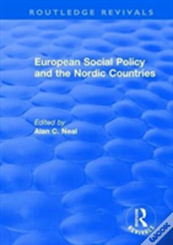 Wook.pt - European Social Policy And The Nord