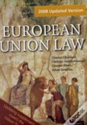 European Union Law Book And Updating Supplement Packsupplement Pack