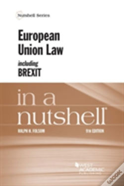 Wook.pt - European Union Law Including Brexit In A Nutshell