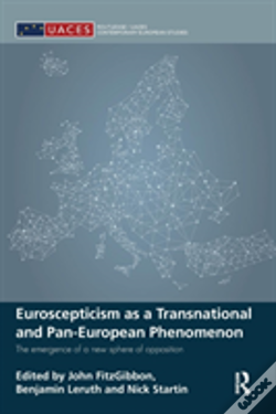 Wook.pt - Euroscepticism As A Transnational And Pan-European Phenomenon
