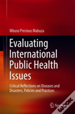 Evaluating International Public Health Issues