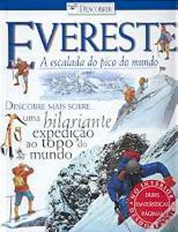 Wook.pt - Everest a Escalada do Pico do Mundo