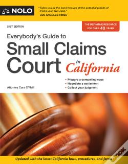 Wook.pt - Everybody'S Guide To Small Claims Court In California