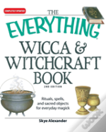 'Everything' Wicca And Witchcraft Book
