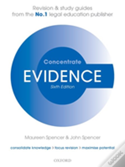 Wook.pt - Evidence Concentrate Law Revision & Stud