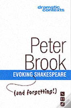 Wook.pt - Evoking (And Forgetting!) Shakespeare