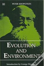 Evolution And Environment
