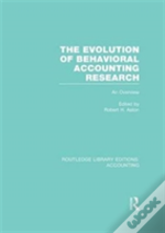 Evolution Behavioral Accounting Res