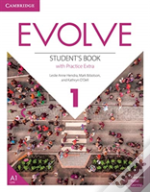 Evolve Level 1 Student'S Book With Practice Extra