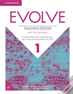 Wook.pt - Evolve Level 1 Teacher'S Edition With Test Generator