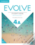 Evolve Level 4a Student'S Book With Practice Extra