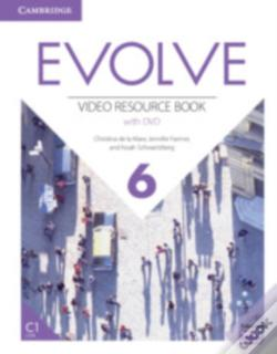 Wook.pt - Evolve Level 6 Video Resource Book With Dvd
