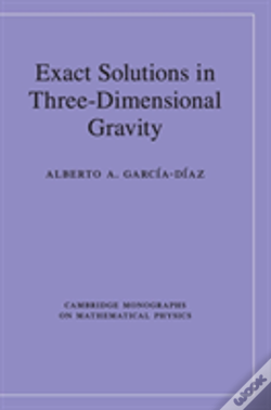 Wook.pt - Exact Solutions In Three-Dimensional Gravity