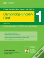 Exam Essentials Cambridge First Practice Test 1 With Key