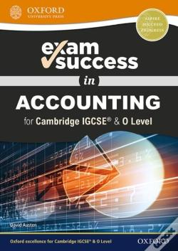 Wook.pt - Exam Success In Accounting For Cambridge Igcse (R) & O Level