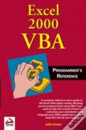 Excel 2000 Vba Programmer'S Reference
