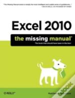 Excel 2010 Missing Manual