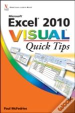 Excel 2010 Visual Quick Tips